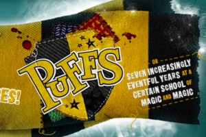 PUFFS is a MAGICAL Off-Broadway HIT For Harry Potter Fans @PuffsPlay