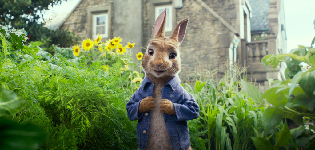 James Corden Stars in Peter Rabbit Movie - a Delightful and Funny Romp