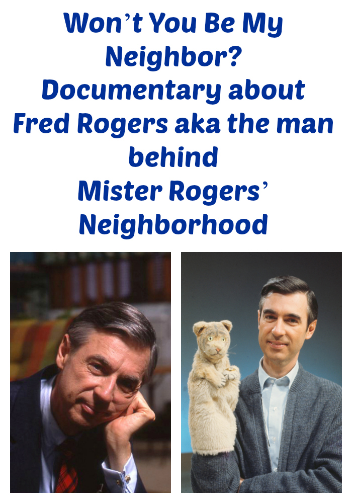 Exclusive Won T You Be My Neighbor Trailer About Everyone S Favorite Neighbor Mr Rogers In Theaters June 8 2018 Nyc Single Mom