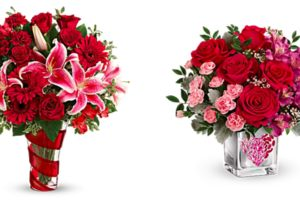 GIVEAWAY: Gift Your Loved One A Teleflora Valentine's Day Bouquet #Teleflora  #LoveOutLoud