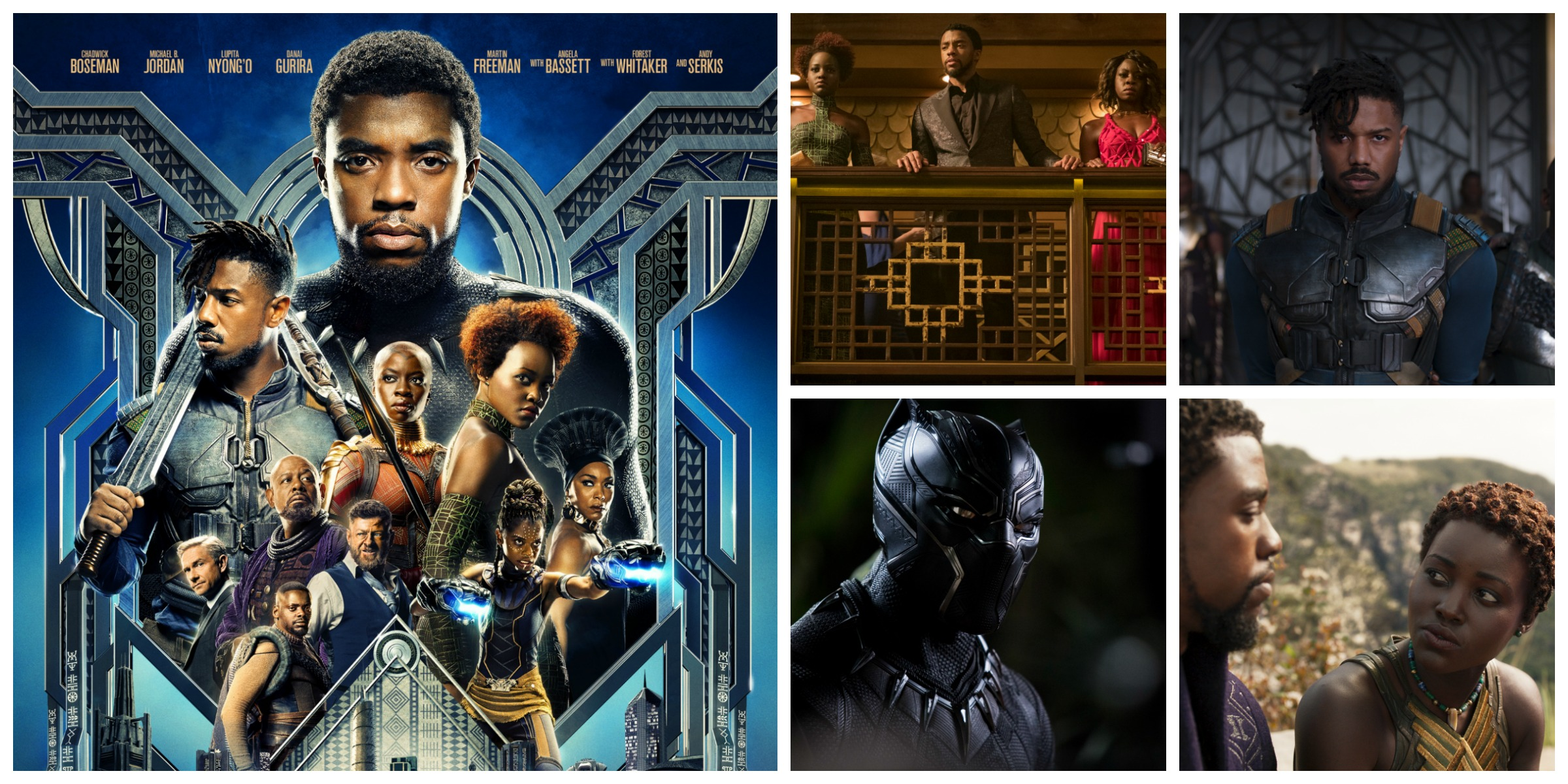 "Believe the Hype Marvel's Black Panther is the Must See Movie ""Everyone"" Needs to See #BlackPanther @MarvelStudios #WakandaForever"