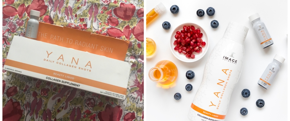 YANA daily collagen shots offers a daily dose of recommended collagen