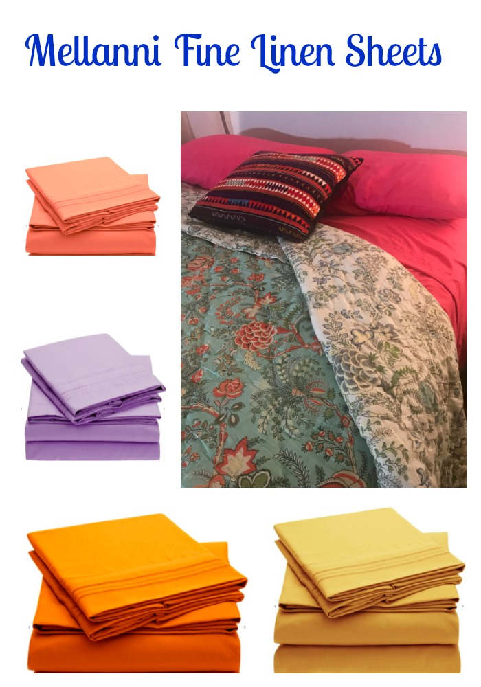 5 reasons to love mellanni fine linens sheets and the for Where to buy the best sheets
