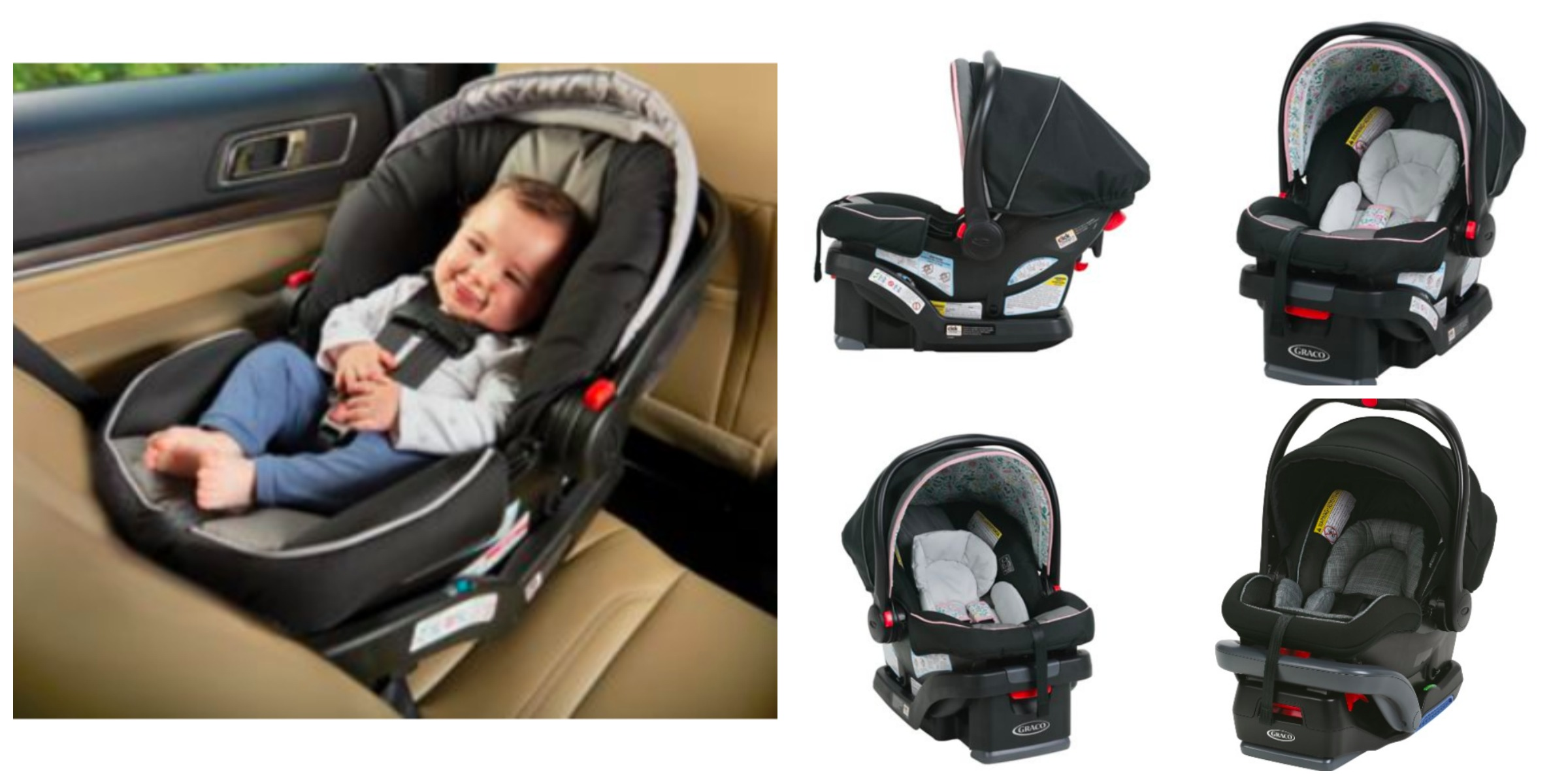 giveaway graco snugride snuglock 30 infant car seat gives parents peace of mind gracobaby. Black Bedroom Furniture Sets. Home Design Ideas