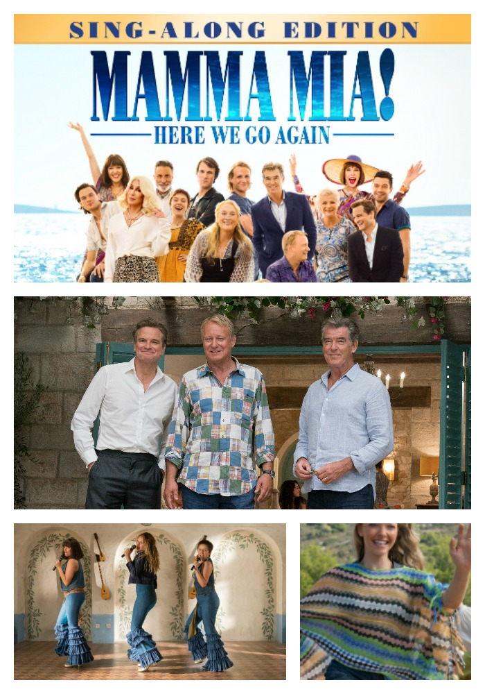 Mamma Mia Here We Go Again Is Available On 4k Ultra Hd Blu Ray And