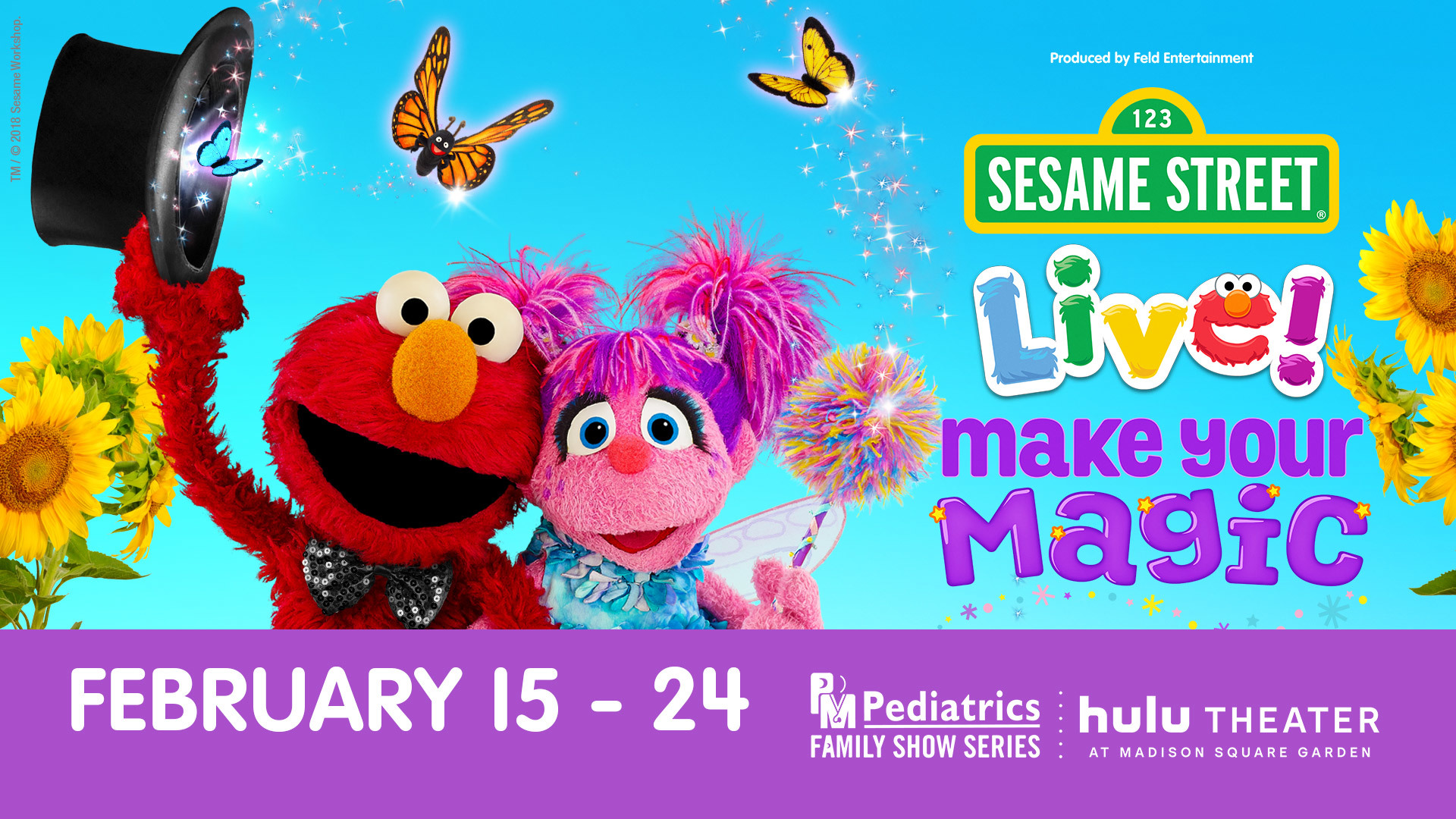 Sesame Street Live At Madison Square Garden February 15 24 With 20 Off Savings Code